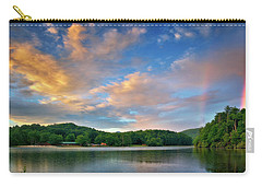 Rainbow At Linville Land Harbor Carry-all Pouch
