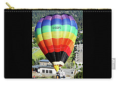 Rainbow Balloon 5 Carry-all Pouch