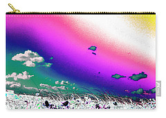 Rainbow Borealis Carry-all Pouch