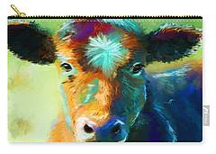 Rainbow Calf Carry-all Pouch
