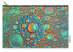 Rainbow Color Flow Carry-all Pouch by Bruce Pritchett