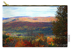 Carry-all Pouch featuring the photograph Rainbow by Elfriede Fulda
