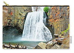 Rainbow Falls 6 Carry-all Pouch