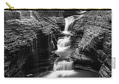 Rainbow Falls Gorge - Watkins Glen Carry-all Pouch
