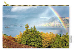 Rainbow Gold Carry-all Pouch