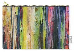 Rainbow Grove Carry-all Pouch