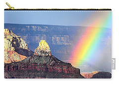 Rainbow Kisses The Grand Canyon Carry-all Pouch