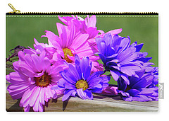 Rainbow Mums 2 Of 5 Carry-all Pouch
