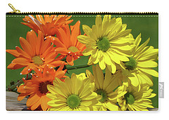 Rainbow Mums 4 Of 5 Carry-all Pouch