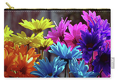 Rainbow Mums 5 Of 5 Carry-all Pouch