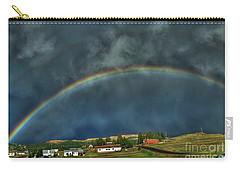 Rainbow Over Cripple Creek Carry-all Pouch