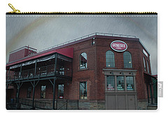 Rainbow Over Genesee Beer Carry-all Pouch