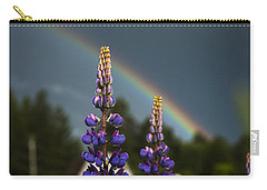 Rainbow Over Lupine  Carry-all Pouch