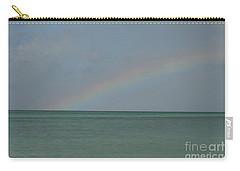 Rainbow Over Palm Beach Carry-all Pouch