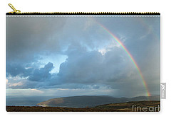 Rainbow Over Porlock Hill Carry-all Pouch