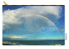 Rainbow Over Topsail Island Carry-all Pouch