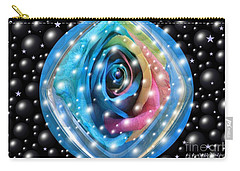 Rose Planet Carry-all Pouch
