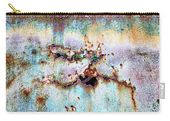 Rainbow Rust Carry-all Pouch by Karen Stahlros