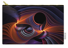 Rainbow Sonata Carry-all Pouch