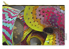 Rainbow Spiral Starscape Carry-all Pouch