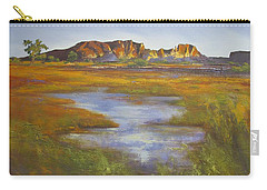 Rainbow Valley Northern Territory Australia Carry-all Pouch
