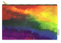 Rainbow Veins Carry-all Pouch