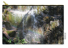 Rainbow Waterfall Carry-all Pouch