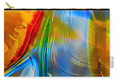 Rainbow Waterfalls Carry-all Pouch