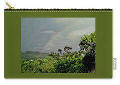 Rainbow2 In Villalba, Puerto Rico Carry-all Pouch