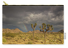Rainbows Thunderstorms And Sunsets Carry-all Pouch
