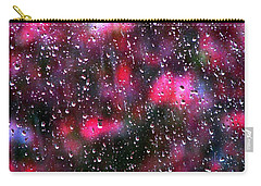 Raindrops At My Window Carry-all Pouch