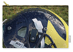 Raindrops On Wolverine Hellmet Carry-all Pouch