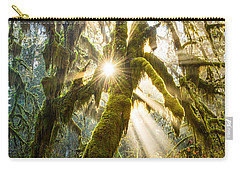 Rainforest Magic Carry-all Pouch