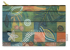 Rainforest Regeneration  Carry-all Pouch by Kerryn Madsen-Pietsch