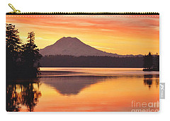 Rainier Dawn Carry-all Pouch