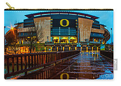 Rainy Autzen Stadium Carry-all Pouch