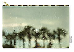 Rainy Daze Carry-all Pouch by Christopher L Thomley
