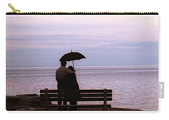 Carry-all Pouch featuring the photograph Rainy-may In Color by John Scates
