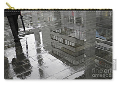 Rainy Morning In Mainz Carry-all Pouch