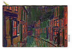 Rainy Night In Kirkgate Carry-all Pouch