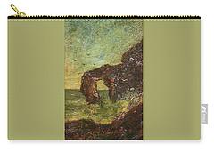 Ralph Albert Blakelock  1847  1919  Marine, Seal Rock Carry-all Pouch