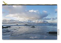 Ramberg Beach, Lofoten Nordland Carry-all Pouch