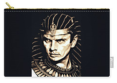 Ramses II Carry-all Pouch by Fred Larucci