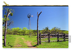 Ranch At Click Gap II Carry-all Pouch by Greg Reed