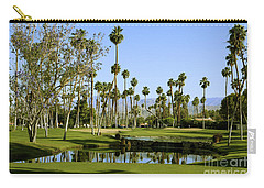 Rancho Mirage Golf Course Carry-all Pouch