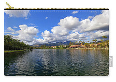 Rancho Santa Margarita Lake Carry-all Pouch