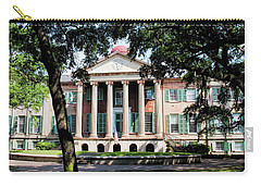 Randolph Hall Carry-all Pouch by Ed Waldrop