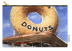 Randy's Donuts Carry-all Pouch