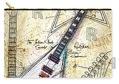 Randy's Guitar Carry-all Pouch by Gary Bodnar