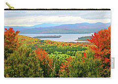 Rangeley Lake And Rangeley Plantation Carry-all Pouch